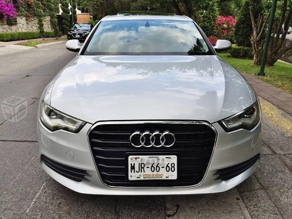 Audi a6 elite factura agencia -13