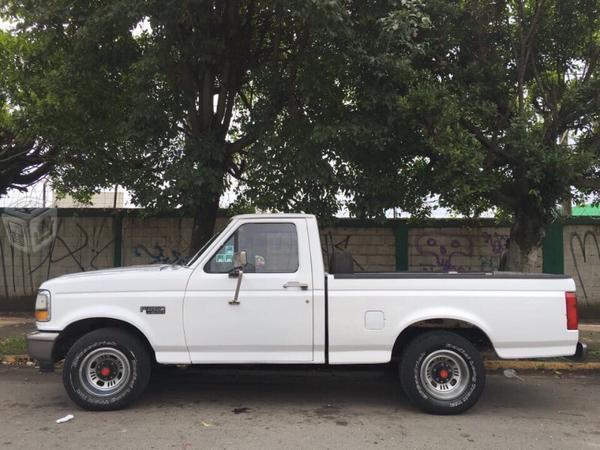 Ford f250 nacional impecable -93