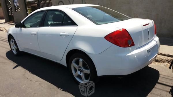 Pontiac g6 importado para facturar -09