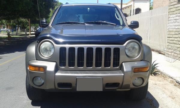 De Lujo Jeep Liberty Importado Equipado Exelente -03
