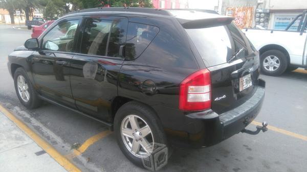 Jeep Compass Premium 4x4 cambio x troka -07