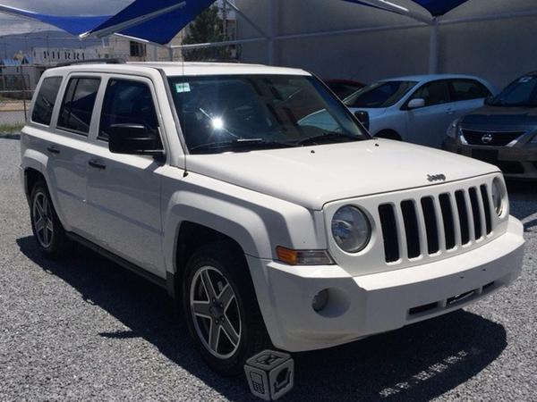 Jeep Patriot Sport, 4 Cil, Equipo Electrico -09