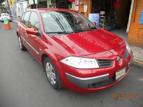 Megane sedan -07