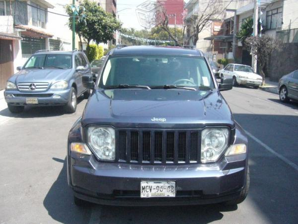 Jeep Liberty 4x4 -08