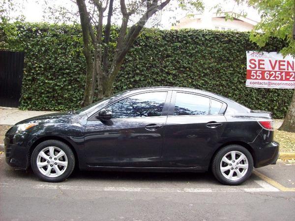Mazda 3 I Touring, Estándard -10