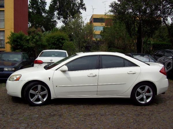 Pontiac GTP G6, Piel, Quemacocos, Rines -07
