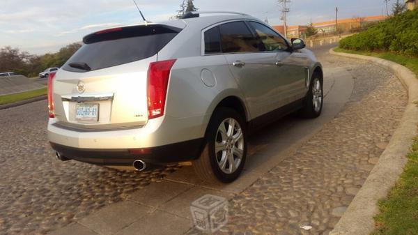 Cadillac srx premiun 4x4 3.6 ltrs. linea actual -14