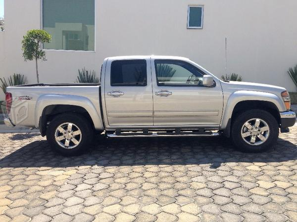 Espectacular gmc canyon 4x4 -10