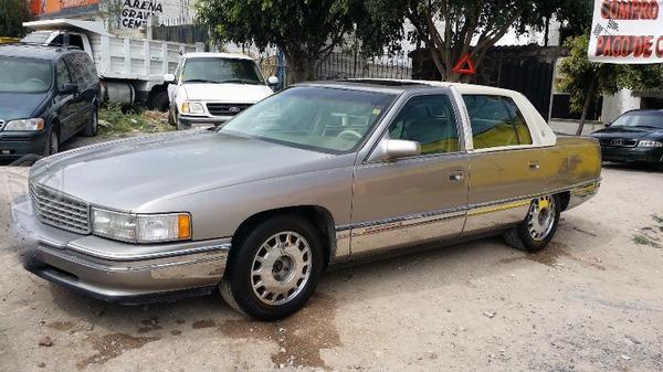 Cadillac sedan deville cualquier prueba -96