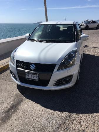Suzuki Swift Sport 5p L4/1.6 -14