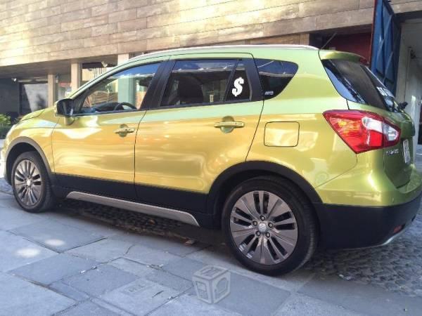 Suzuki S-Cross GLX Allgrip 4WD EXCELENTE! -14