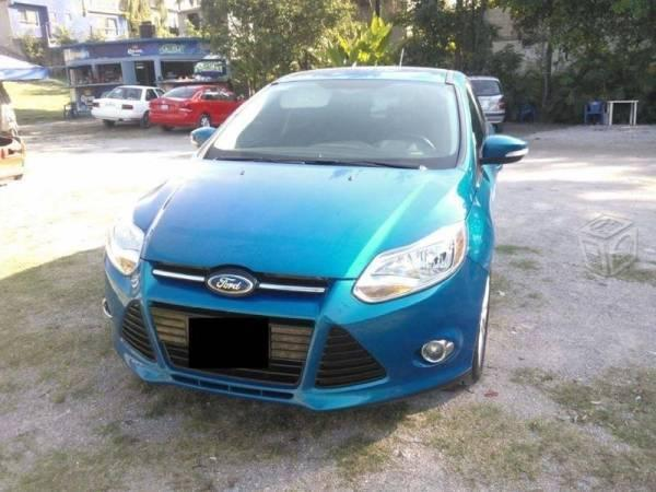 Ford focus impecable -12
