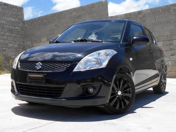 Suzuki Swift GLS AT Negro -12