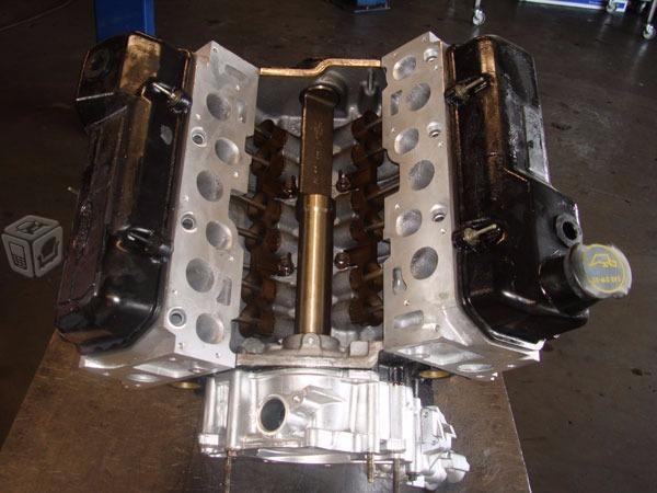 Motor Ford Windstar