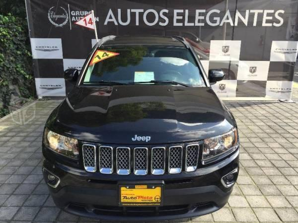 Jeep Compass Limited FWD AUT -14